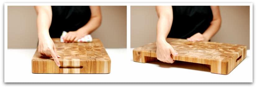 Tablas de madera para la cocina - Como hacer cocinita de madera ...