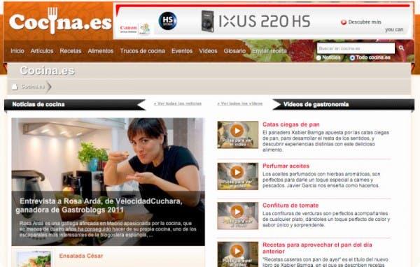 Blogcocina.es habla de nosotros