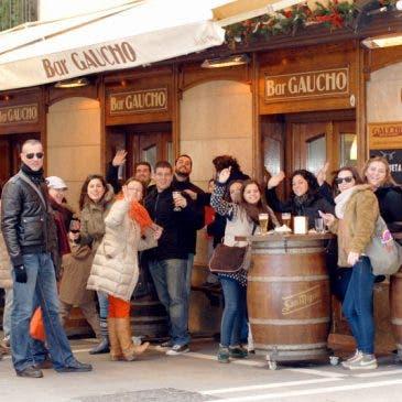 Pamplona: de pintxos en el Bar Gaucho