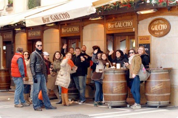 Los mejores pintxos de Pamplona en el Gaucho