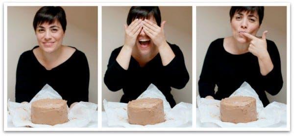 Soy una golosa. No me dejéis ver la tarta que me la como yo toda!!!
