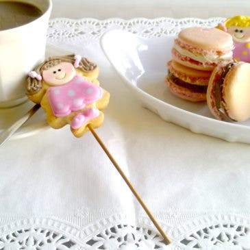 Macarons con Thermomix