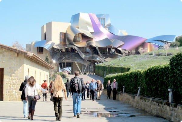 Hotel Marqués de Riscal en La Rioja #ExperienciaRiscal