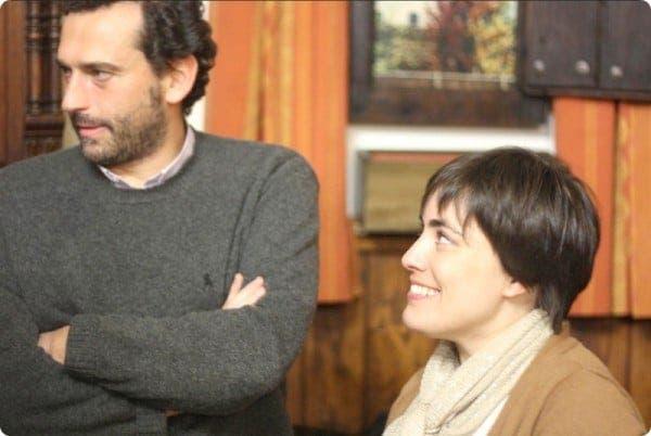Carlos Noceda y Rosa Ardá en Jaén