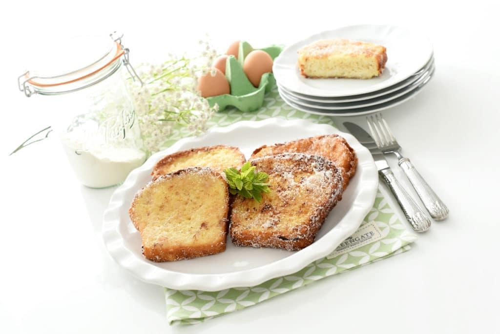 Receta de Torrijas fritas para Semana Santa con Thermomix®