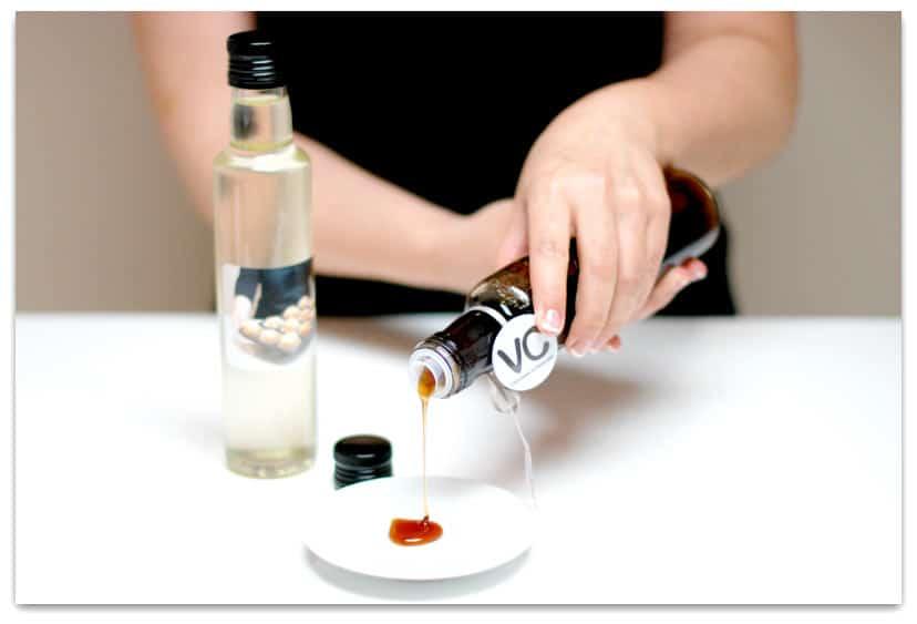 Caramelo líquido casero con Thermomix®