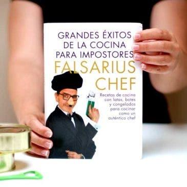 "Falsarius Chef: ""Grandes éxitos para impostores"""