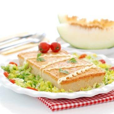 Pastel de atún, un clásico del verano