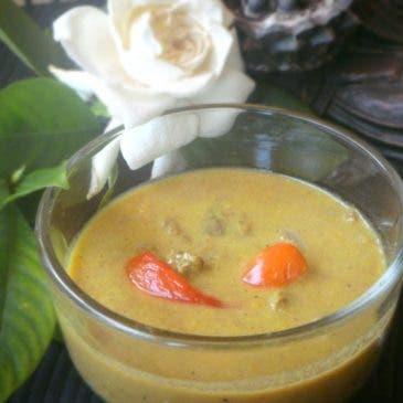 Gosht de cordero, receta de la India