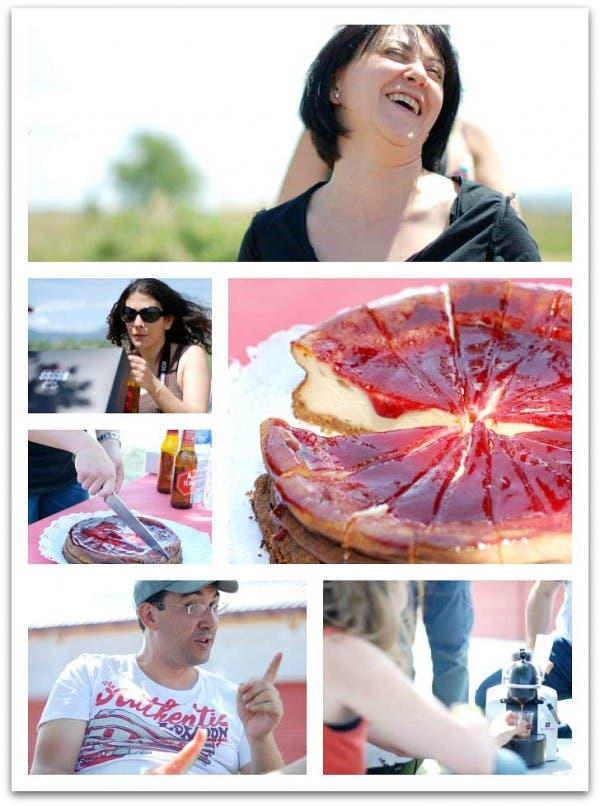La fiesta de Verano de Tapas & Blogs organizado por los Cooks