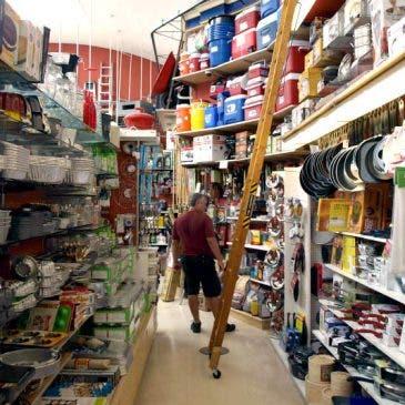 De tiendas por San Francisco: Cleff's variety