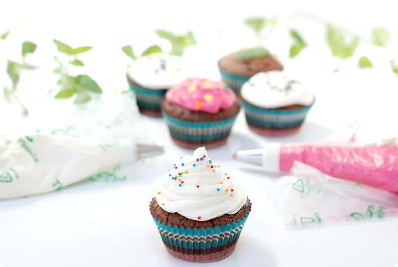 Frosting De Queso Para Cupcakes Con Thermomix