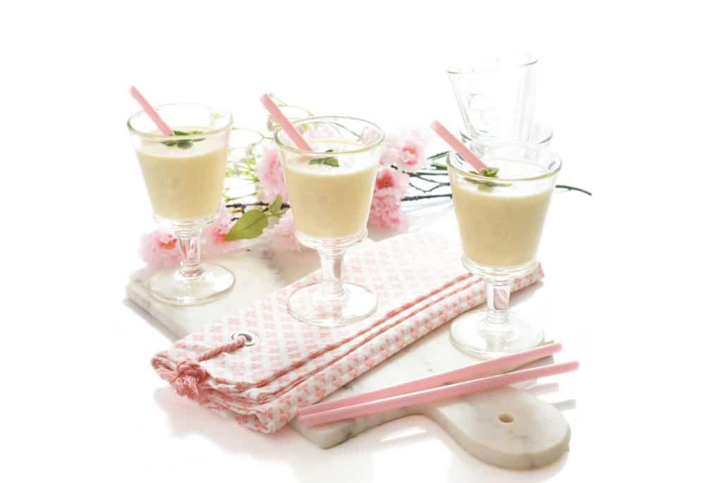 Batido de helado de vainilla con Thermomix®