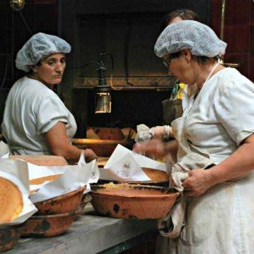 Pão de Ló de Margaride, el auténtico