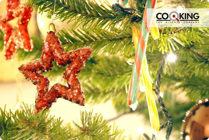 La navidad Cooking y Velocidad Cuchara