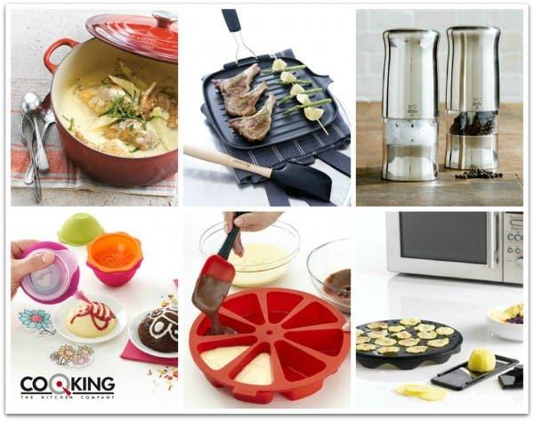 """Estos son los premios de """"Cooking"""" para nuestro reto Navideño"""