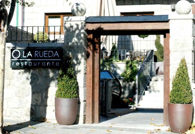 La Rueda, un restaurante que merece la pena visitar en El Escorial