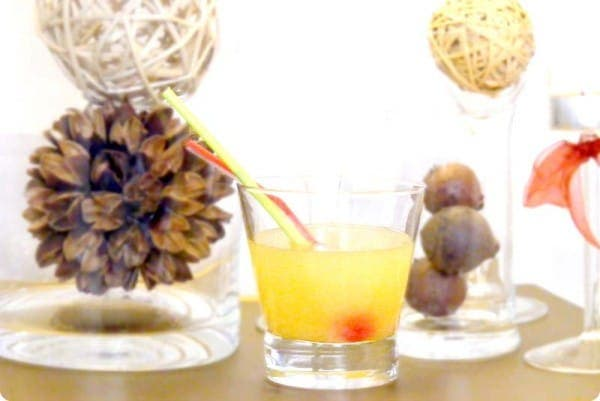 Lady Sour, bebida sin alcohol en Thermomix
