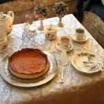Tarta de calabaza de Mar Muñóz para nuestro reto Navideño con Cooking