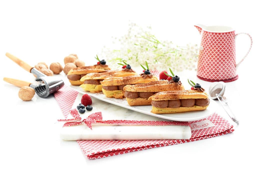 Cómo se hace la crema de trufa para rellenar pasteles, roscones y coberturas