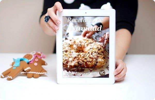 Ya tenemos lista la segunda parte del recetario de Navidad 2012