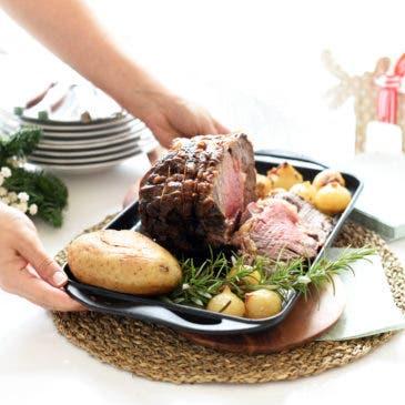Menú completo de Navidad