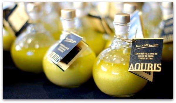 Aouris, el aceite de oro gallego 100%