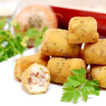 Croquetas de ibéricos, las mejores y sin gluten
