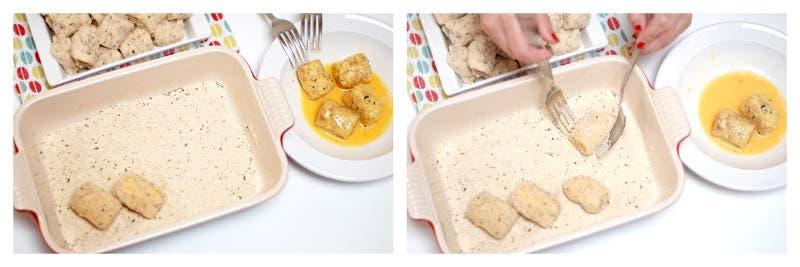 Croquetas ibérico sin gluten
