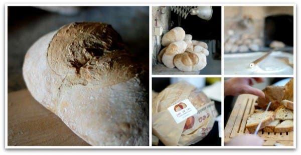 A unos 25km de Ourense se hace esta rico Pan de Cea