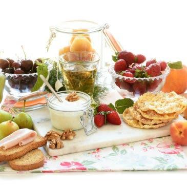 Medias mañanas y medias tardes para dietas