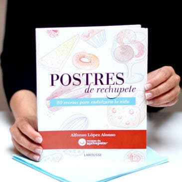 """""""Postres de rechupete"""" de Alfonso López"""