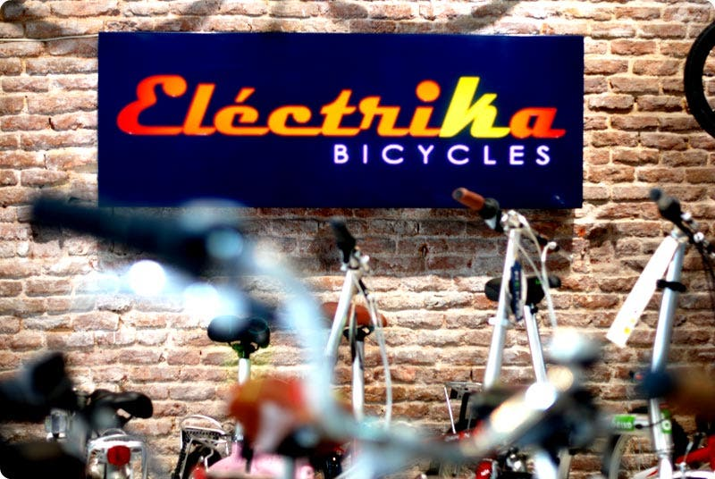 Electrika Bicycles