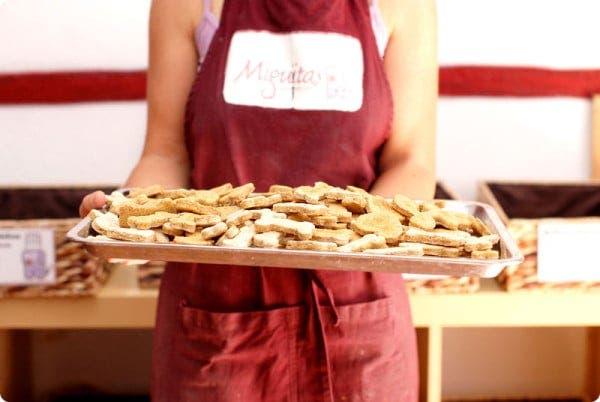 Miguitas nos enseña su receta de galletas repelentes de mosquitos