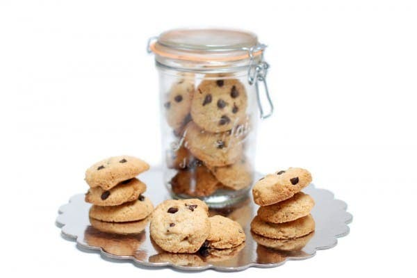 Galletas Chocolate chip cookies
