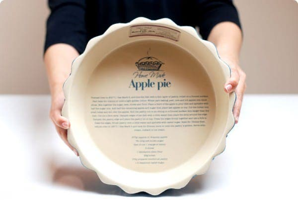 Molde apple pie de Kitchen Craft®