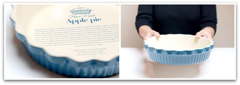 Molde apple pie de Kitchen Craft®