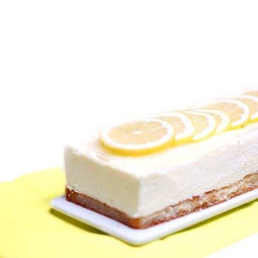 Tarta GinTonic sabor limón