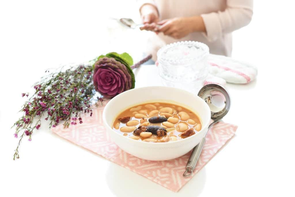 Fabada asturiana, receta tradicional