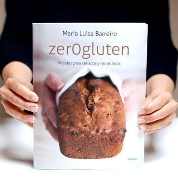 ZeroGluten, un libro imprescindible para celíacos