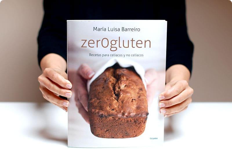 ZeroGluten, el libro