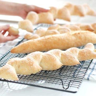 Pan básico para hacer en casa