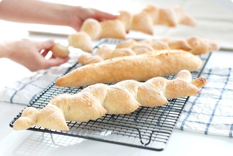 Pan básico para hacer en casa con Thermomix®