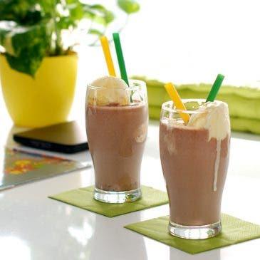 Batido de Nutella Milkshakes
