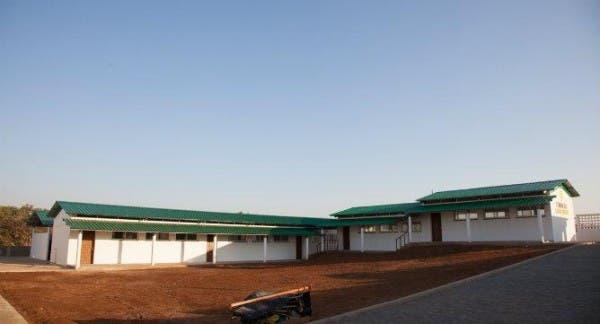 El nuevo edificio de Khanimambo