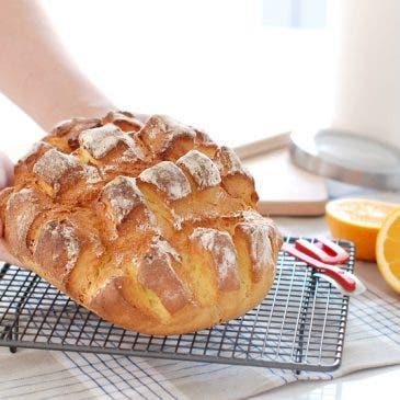 Pan rápido en bolsa de asar