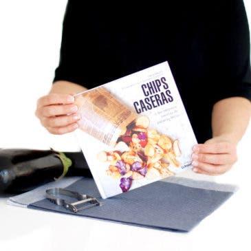 Un libro a tener en cuenta: Chips caseras