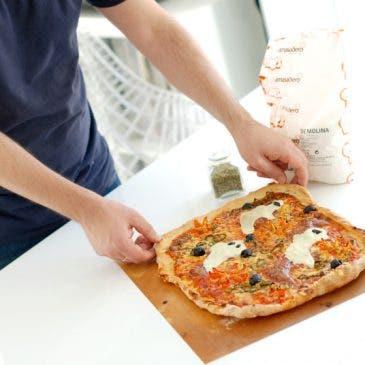 Pizza fantasma