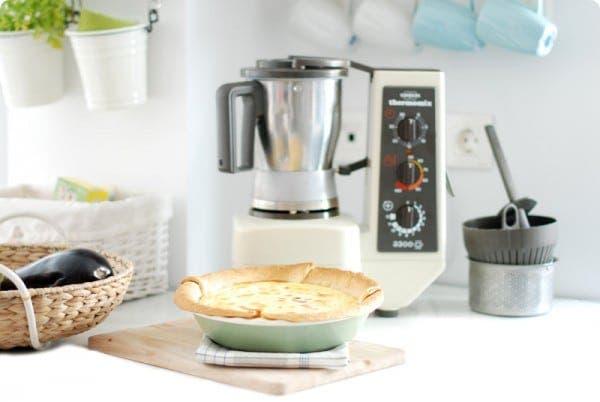 Tarta o pastel de ahumados en Thermomix 3300