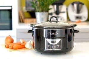 Mi Crock-Pot, una tartera de cocción lenta. Slow cooker